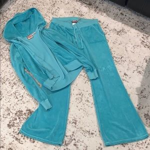 Juicy Couture Valor Tracksuit